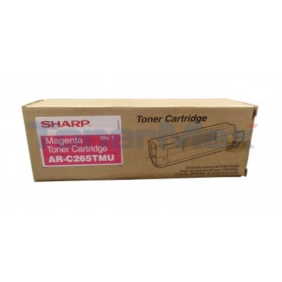 SHARP AR-C265P TONER CARTRIDGE MAGENTA